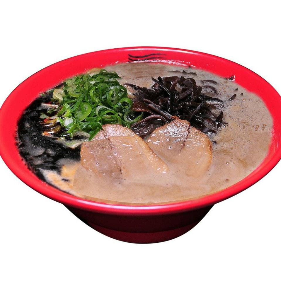 新風麺(黒)