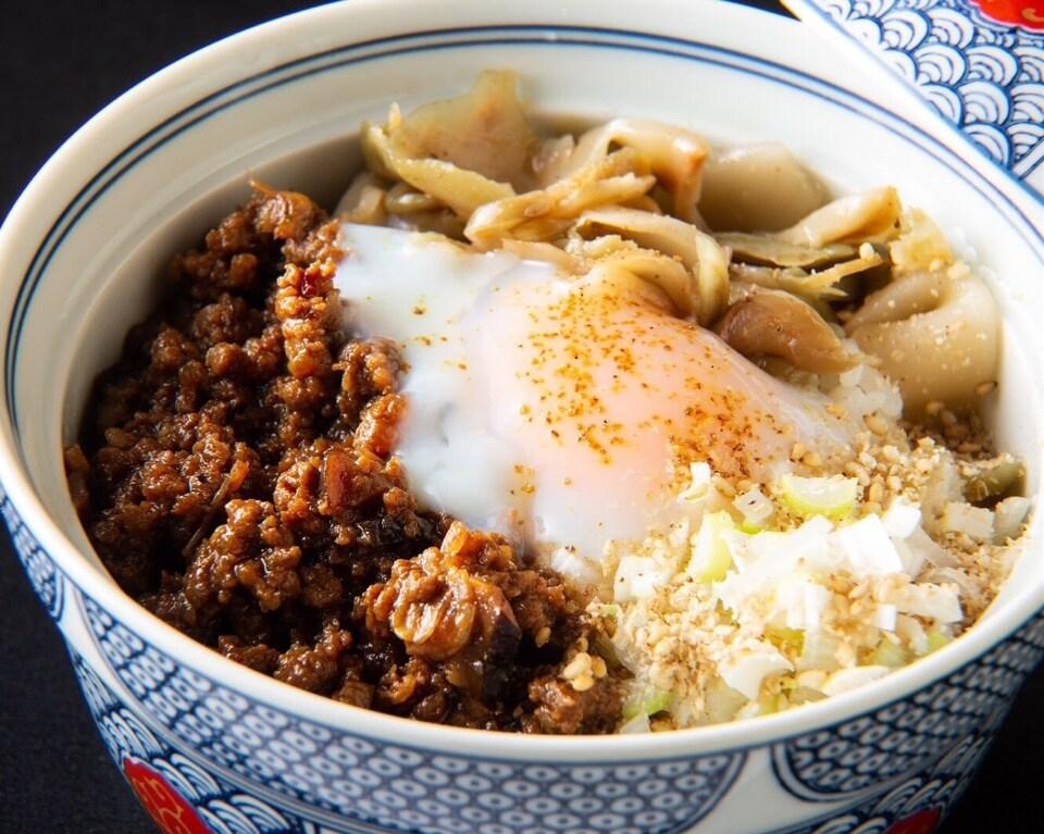 ルーロー飯(台湾式肉そぼろ飯)