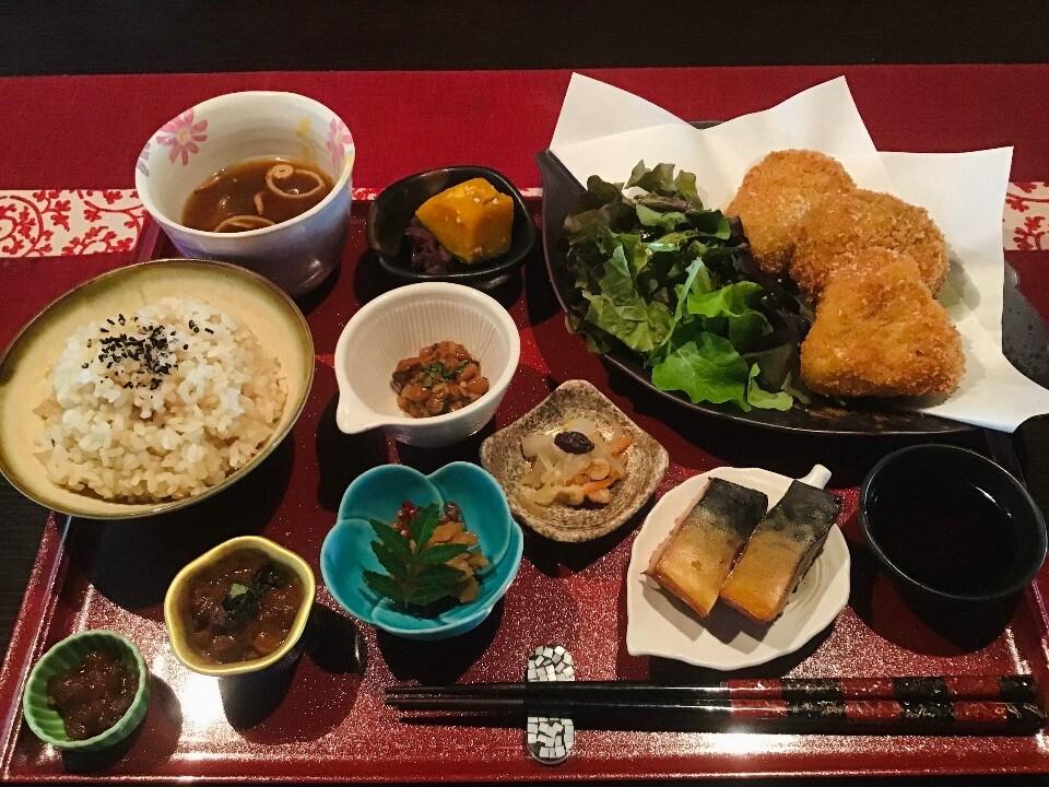 根菜の米粉コロッケ特製 3種の野菜 コロッケセット