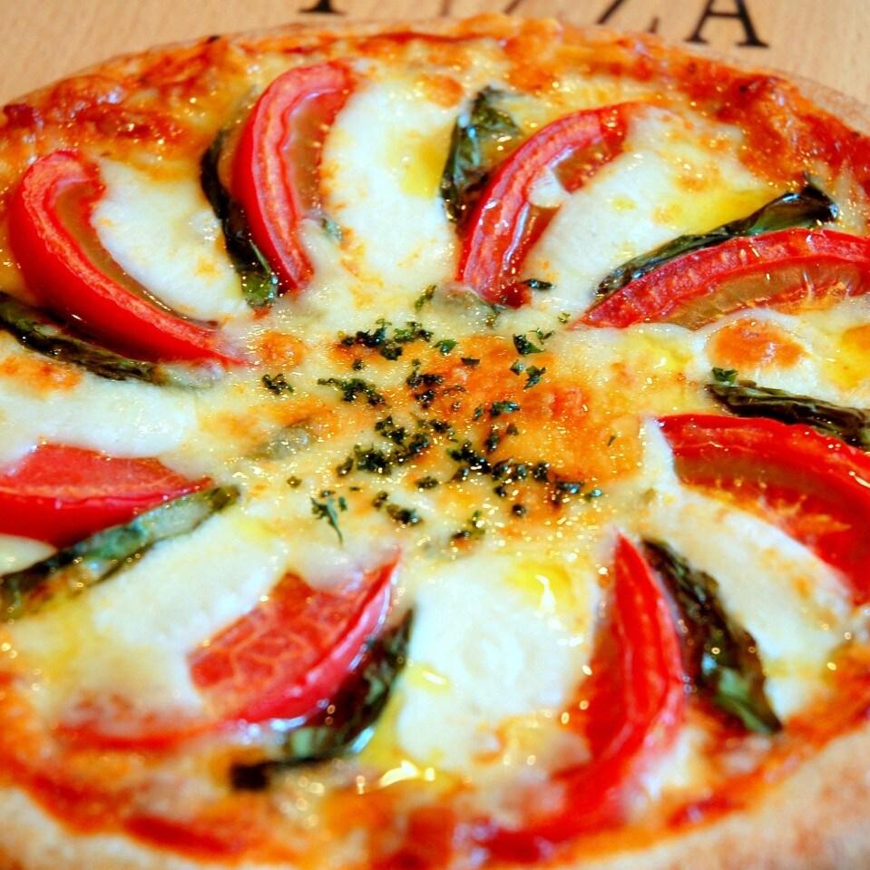 王妃が愛したマルゲリータピザ