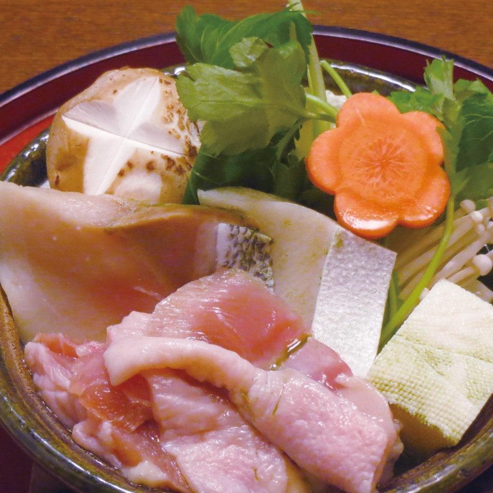四日市水沢鍋(炊き込み)