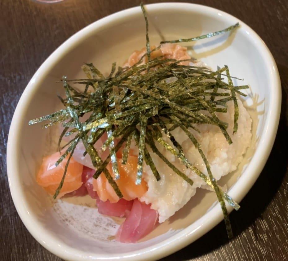 海鮮とろろ納豆