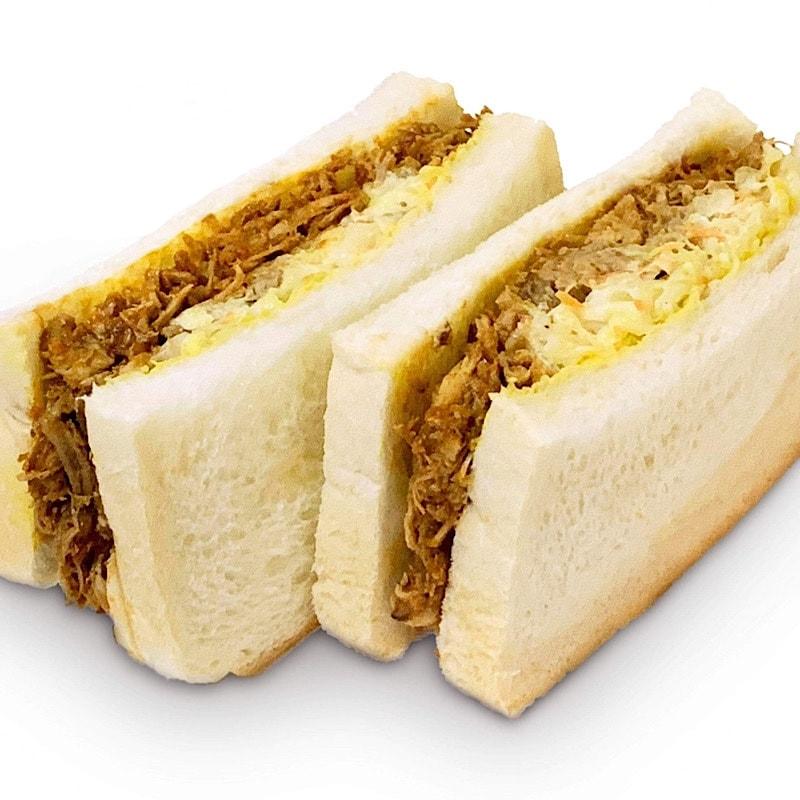 プルドポークサンドイッチ