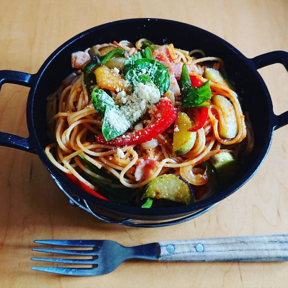 スパゲティランチ(週替わり)
