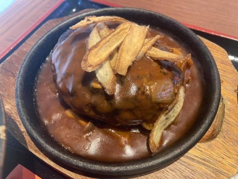 漢方和牛ハンバーグセット