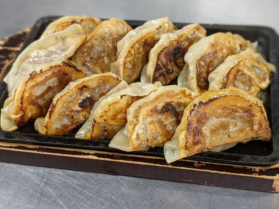 漢方牛餃子お食事セット(6個)