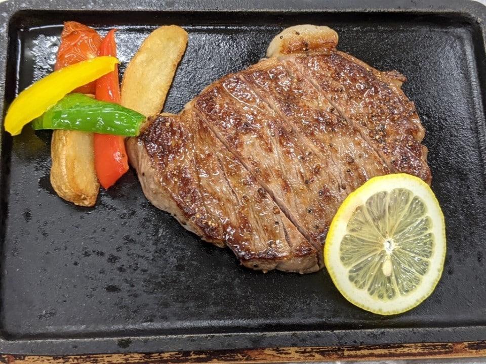 漢方和牛ロースステーキ(180g)