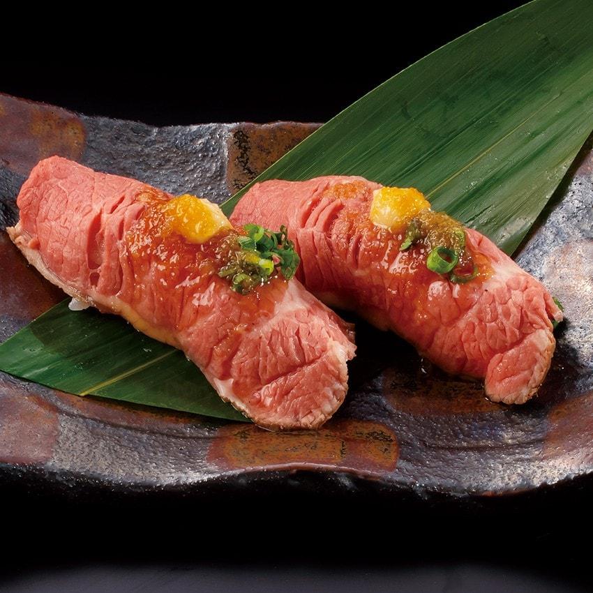 ローストビーフ寿司(1貫)