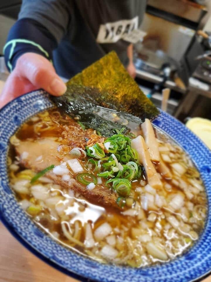 中華蕎麦(醤油らーめん)