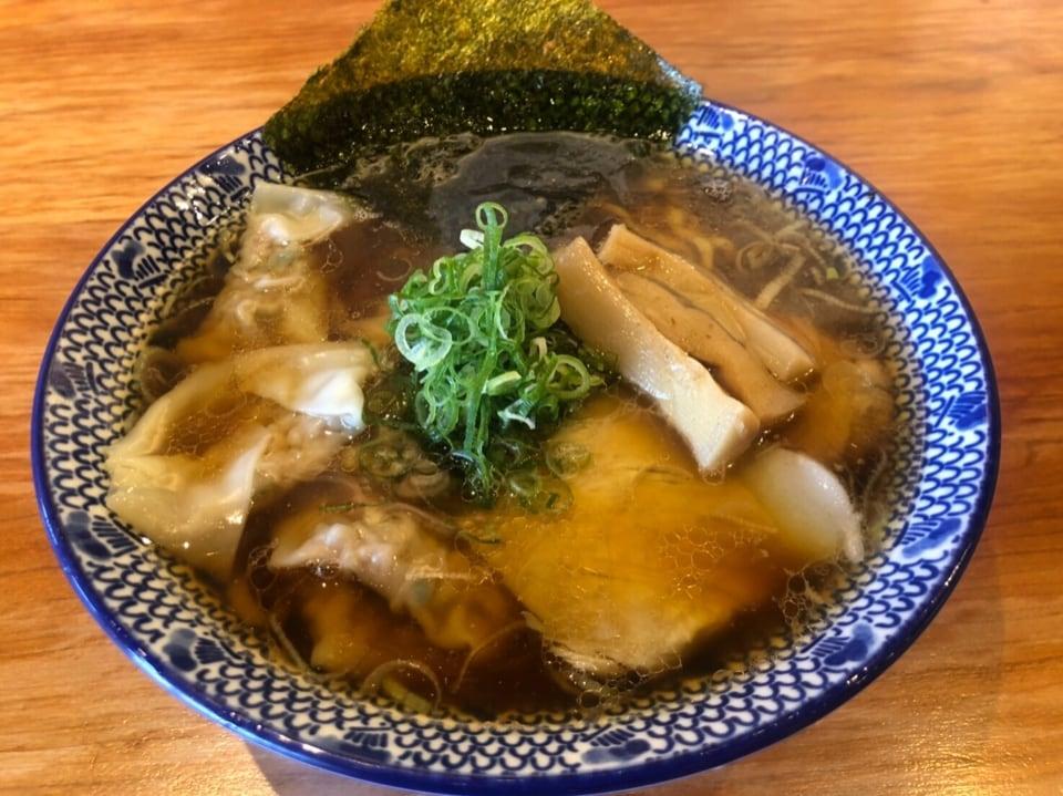 ワンタン麺(開成店 限定)