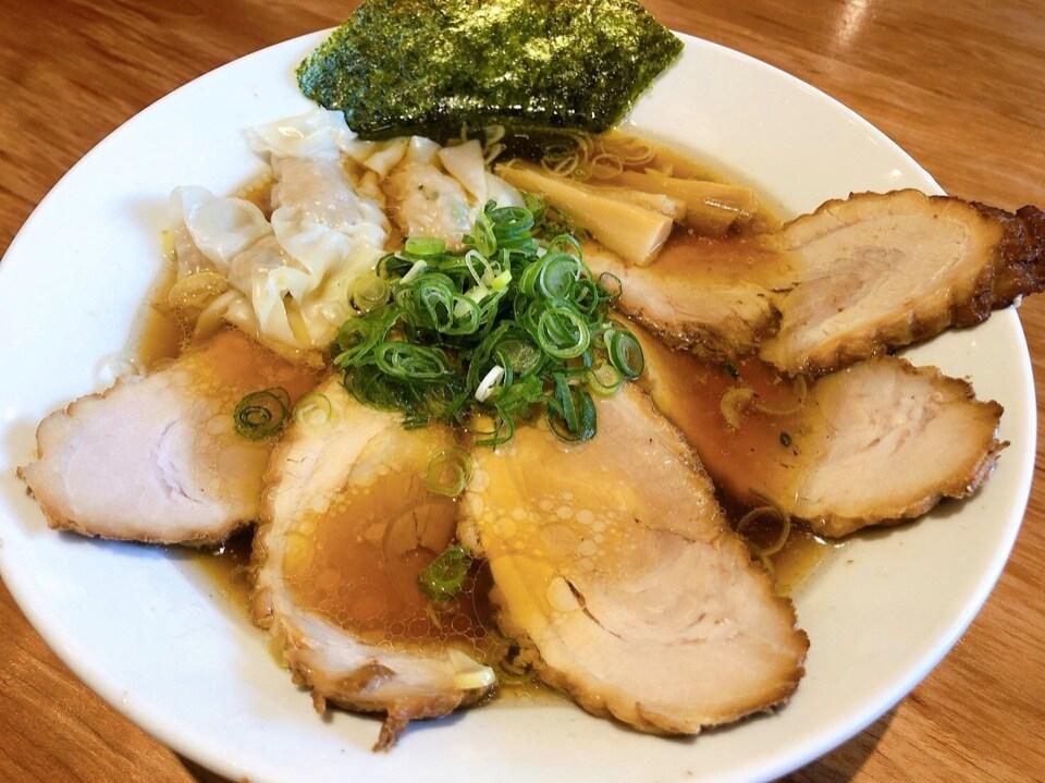 チャーシューワンタン麺(開成店 限定)