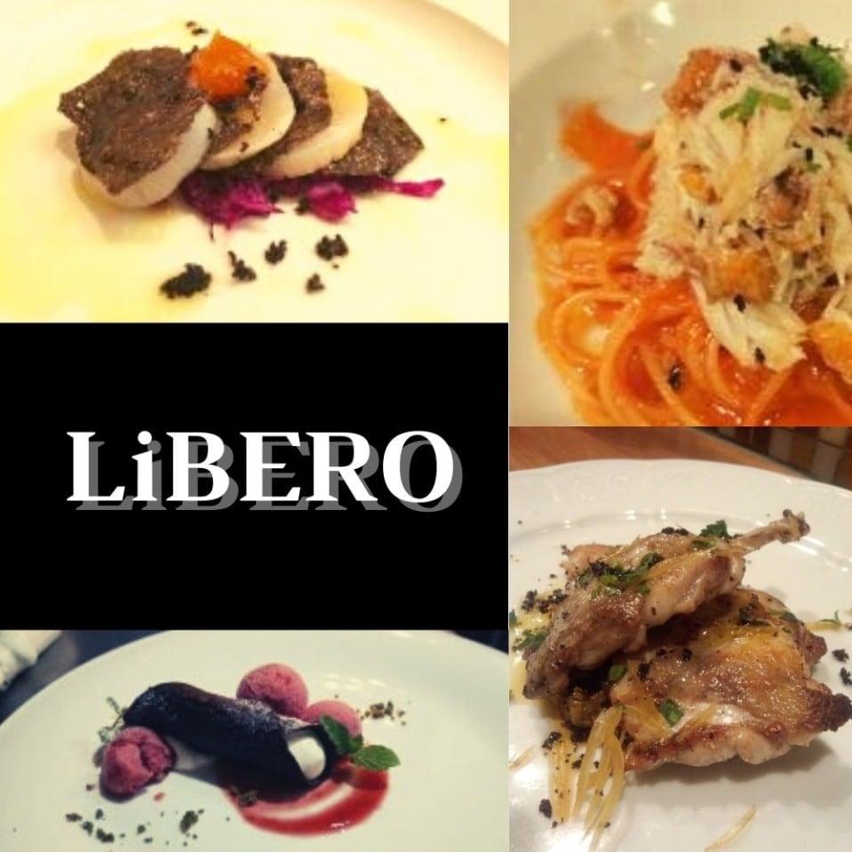 リベロコース:LiBERO
