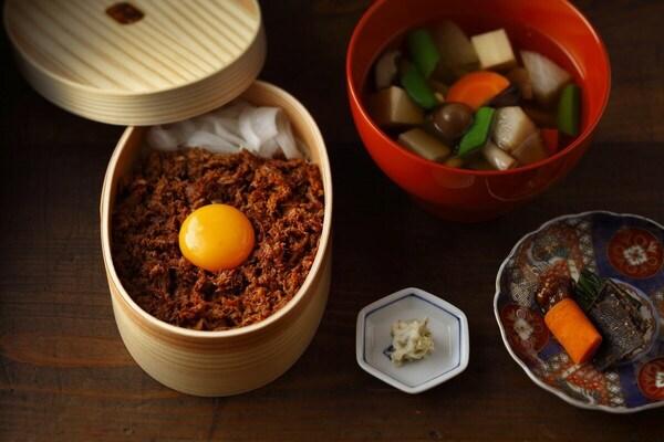 木曽路御膳(さくら) (Kisoji-gozen)
