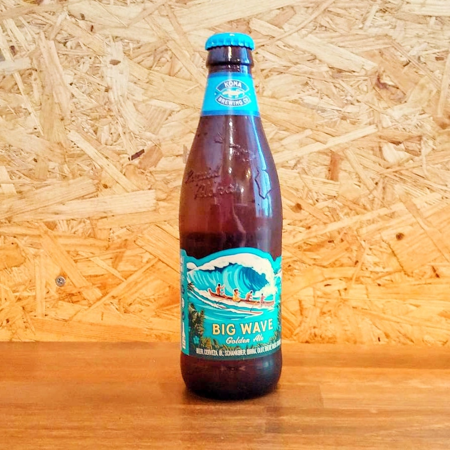 コナビール KONA BEER  BIG WAVE