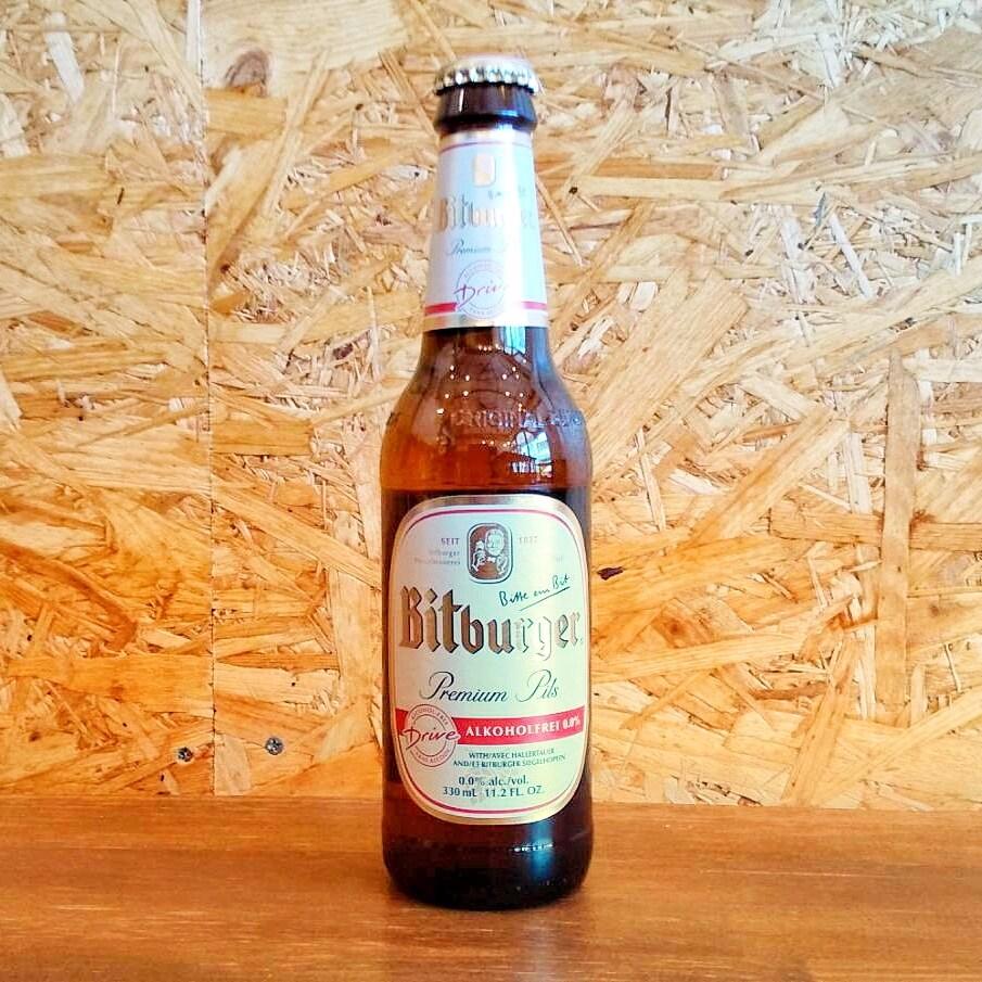 ノンアルコールビール Non Alcohol BEER   ビットブルガードライブ BITBURGER DRIVE