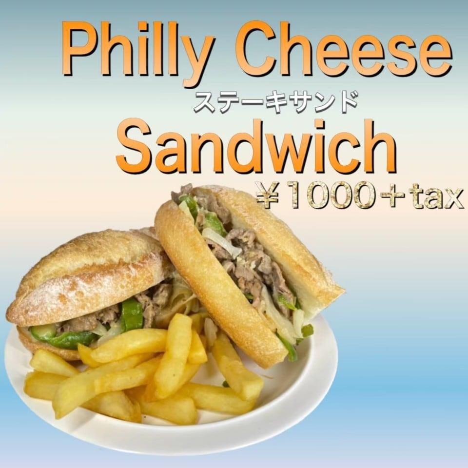 ステーキサンド(Steak Sandwich)