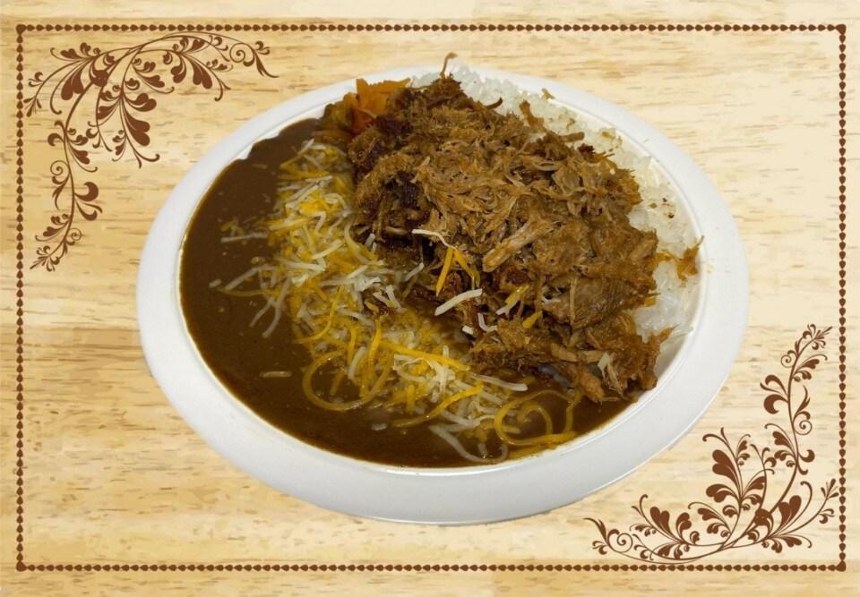 カレー(Cheese Curry)