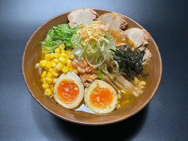 特製焦がし味噌ら〜麺