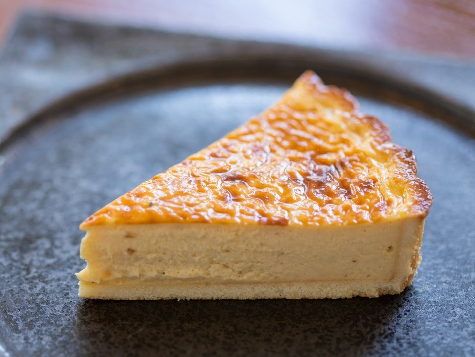 KABIRA-YAのチーズケーキ
