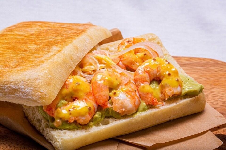 アボカドシュリンプ Abokado&Shrimp