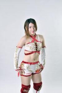 センダイガールズプロレスリング 岩田美香