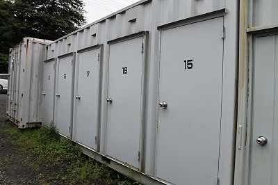 レンタルボックス トランクルーム 貸し倉庫 埼玉県ふじみ野市大井5ドア