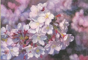 「桜花」No.3