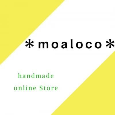 *moaloco*ハンドメイド&生活雑貨のお店