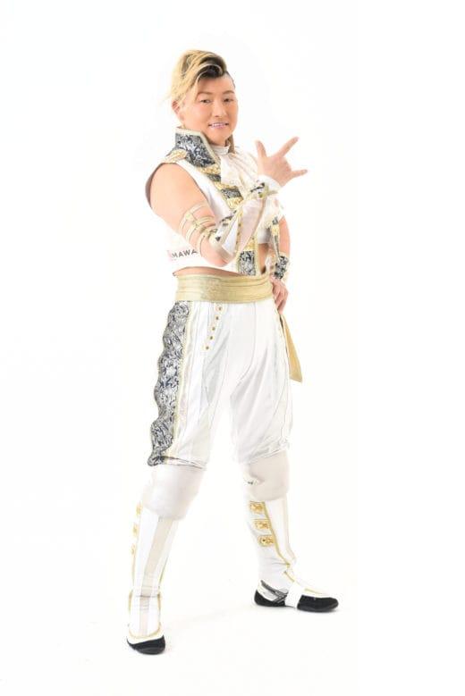 OZアカデミー女子プロレス AKINO