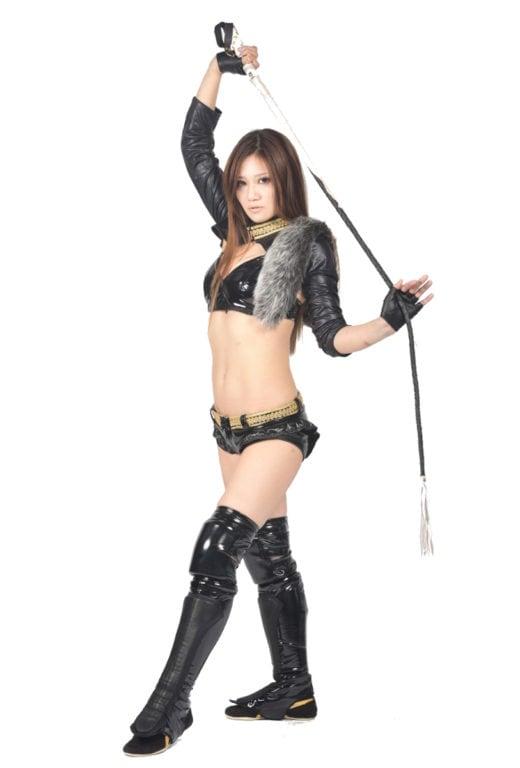 OZアカデミー女子プロレス 雪妃魔矢