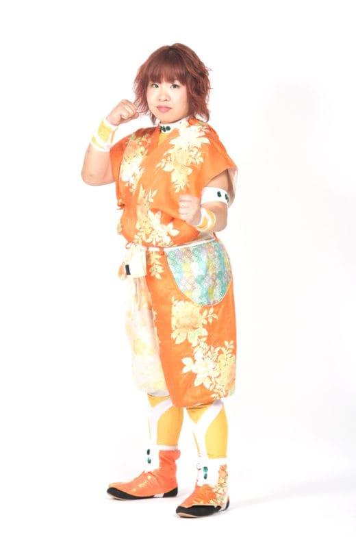OZアカデミー女子プロレス 米山香織