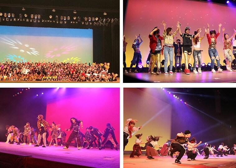 親子で通えるダンス教室 千葉 八千代 渋谷