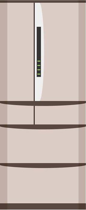 冷蔵庫にて自然解凍