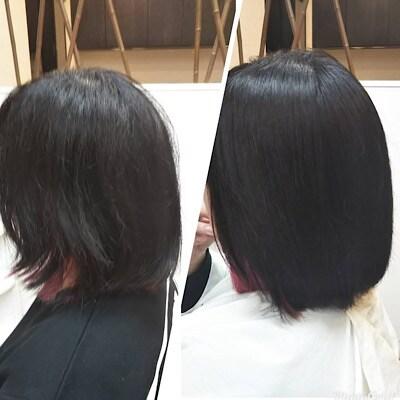 髪質改善マジックトリートメント