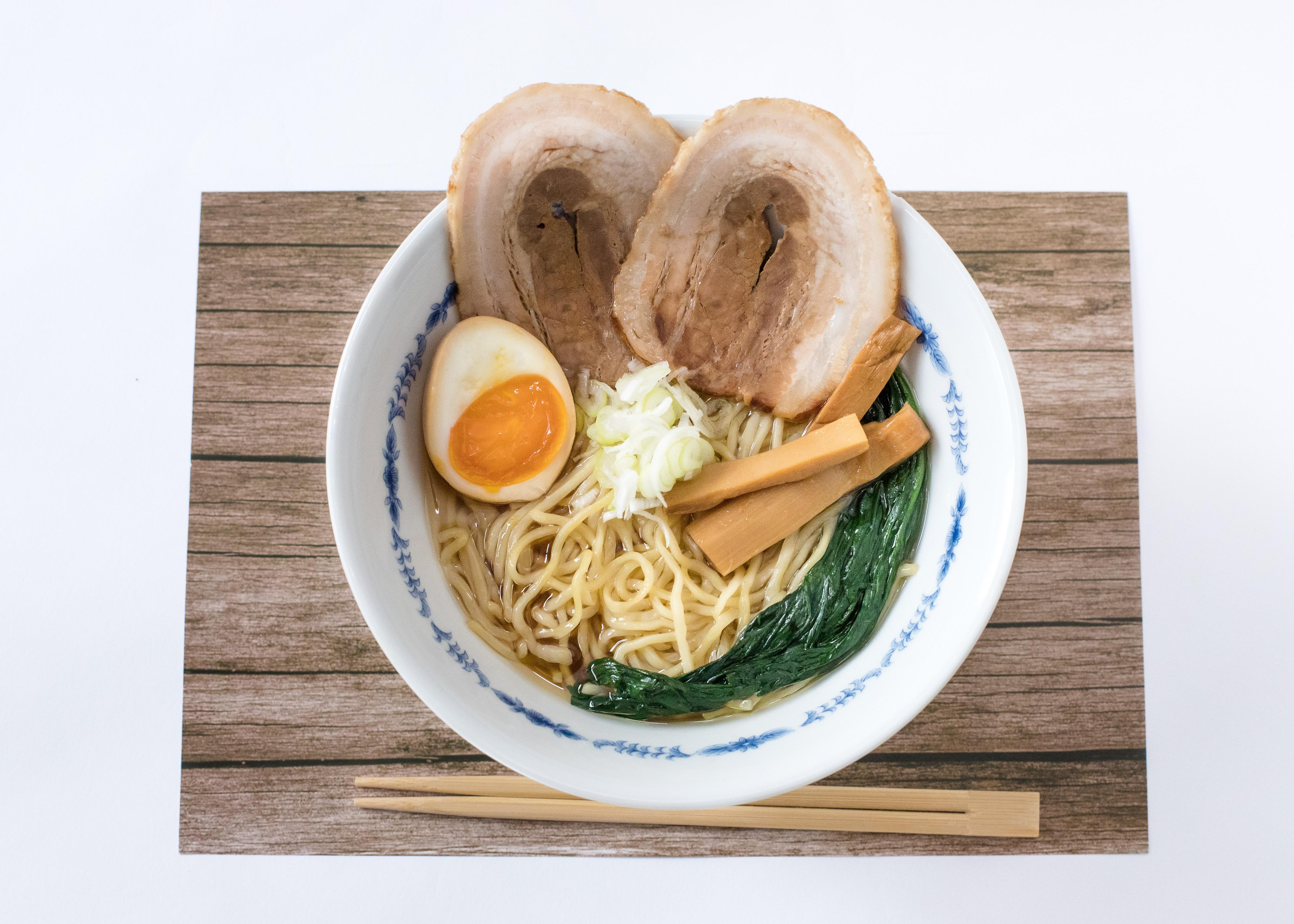 簡単 |ラーメンとん太|アレンジ調理|しょうゆ|麺|調味料|通販|ラーメン|秀穂