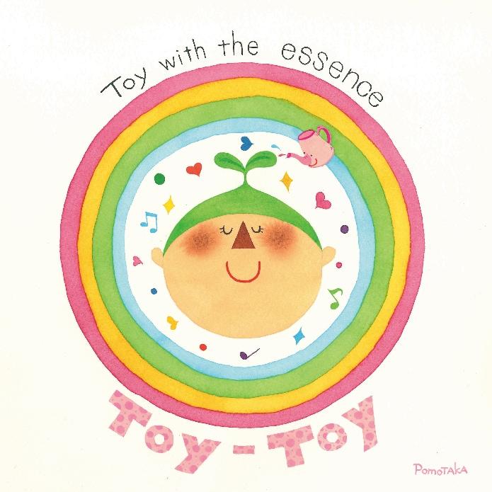 Toy-Toy Logo_北欧風イラスト_オーダーメイド_ロゴ制作
