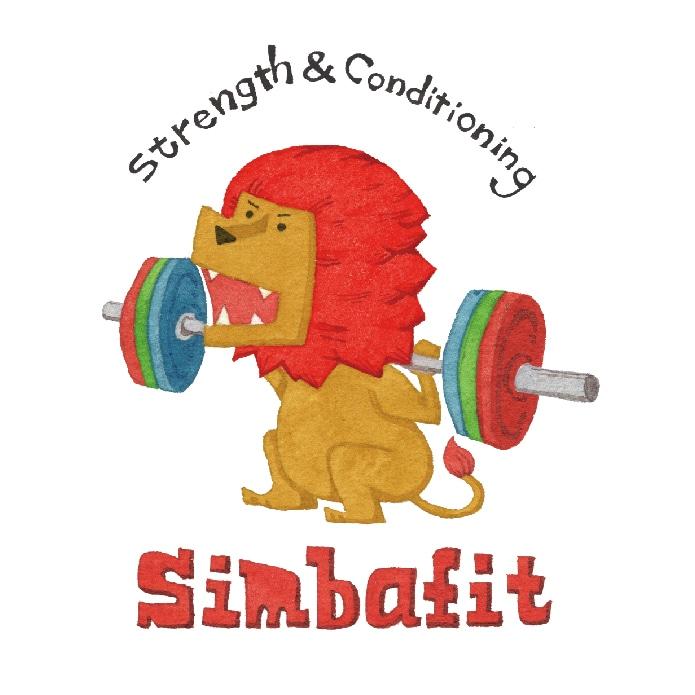 simbafit_logo_北欧風イラスト_オーダーメイド_ロゴ制作