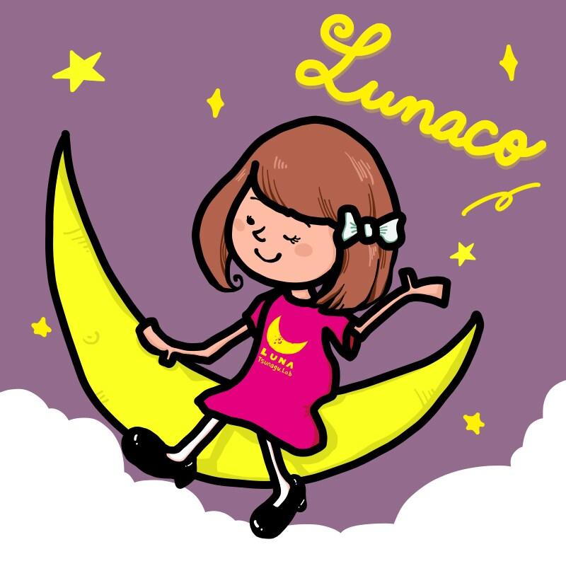 LunacoさんZoomアイコン