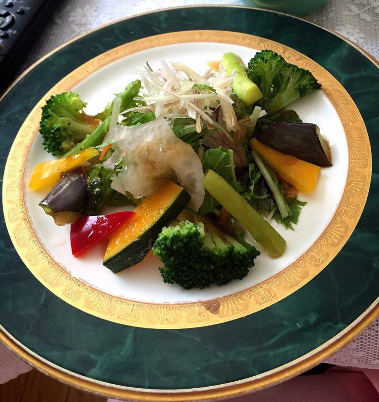 白きくらげ 料理 サラダ