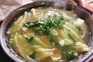 宮古島にある鶏出汁宮古そばを味わえるお店中休味商店 あんかけ野菜そば