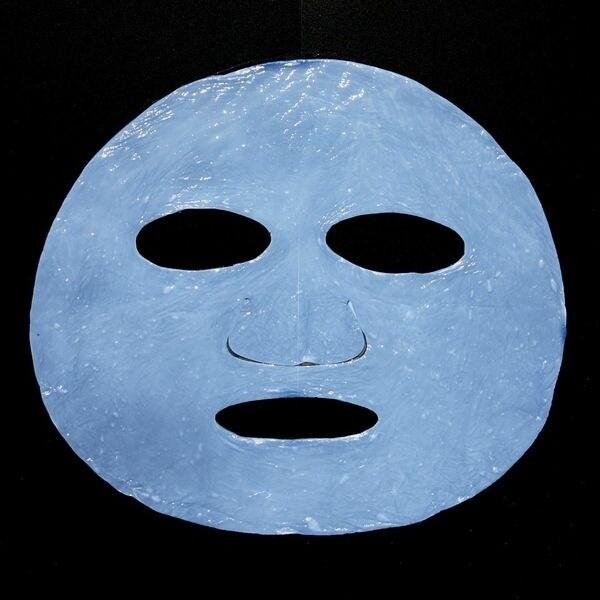 プルプル感触のマスク PICKYSKINのローザカプセルバイオセルロースフェイスマスク