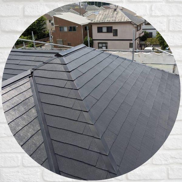 屋根塗装・まきもと総合