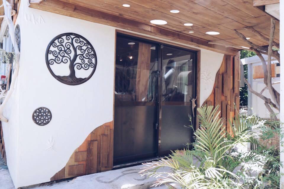 石垣島 エコ カフェ ハンドメイド エシカル 腸活 腸 健康 地球に優しい スムージー
