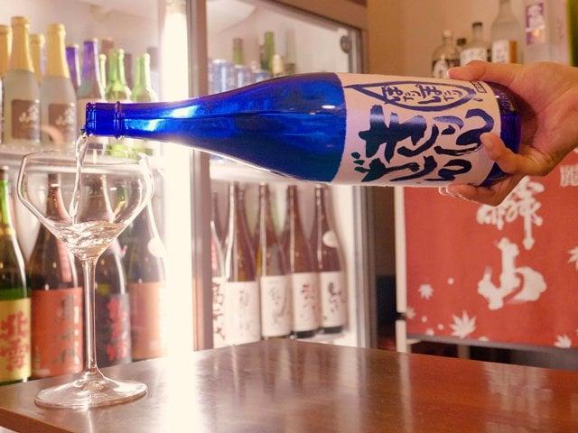 日本酒|那覇市松山の小料理屋の酒処色珠(いろみ)