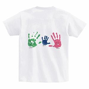 手形Tシャツ