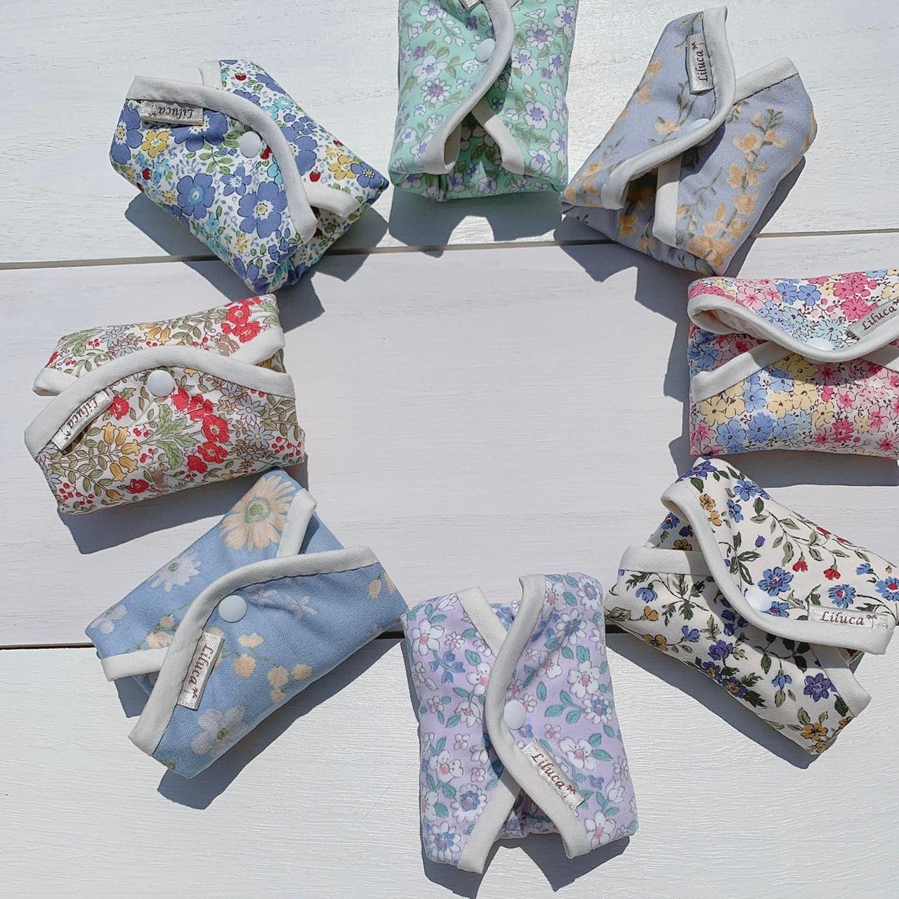 Liluca(リルカ)オリジナル 布ナプキン 愛知県田原市 大場啓世 生理用品 冷え性対策